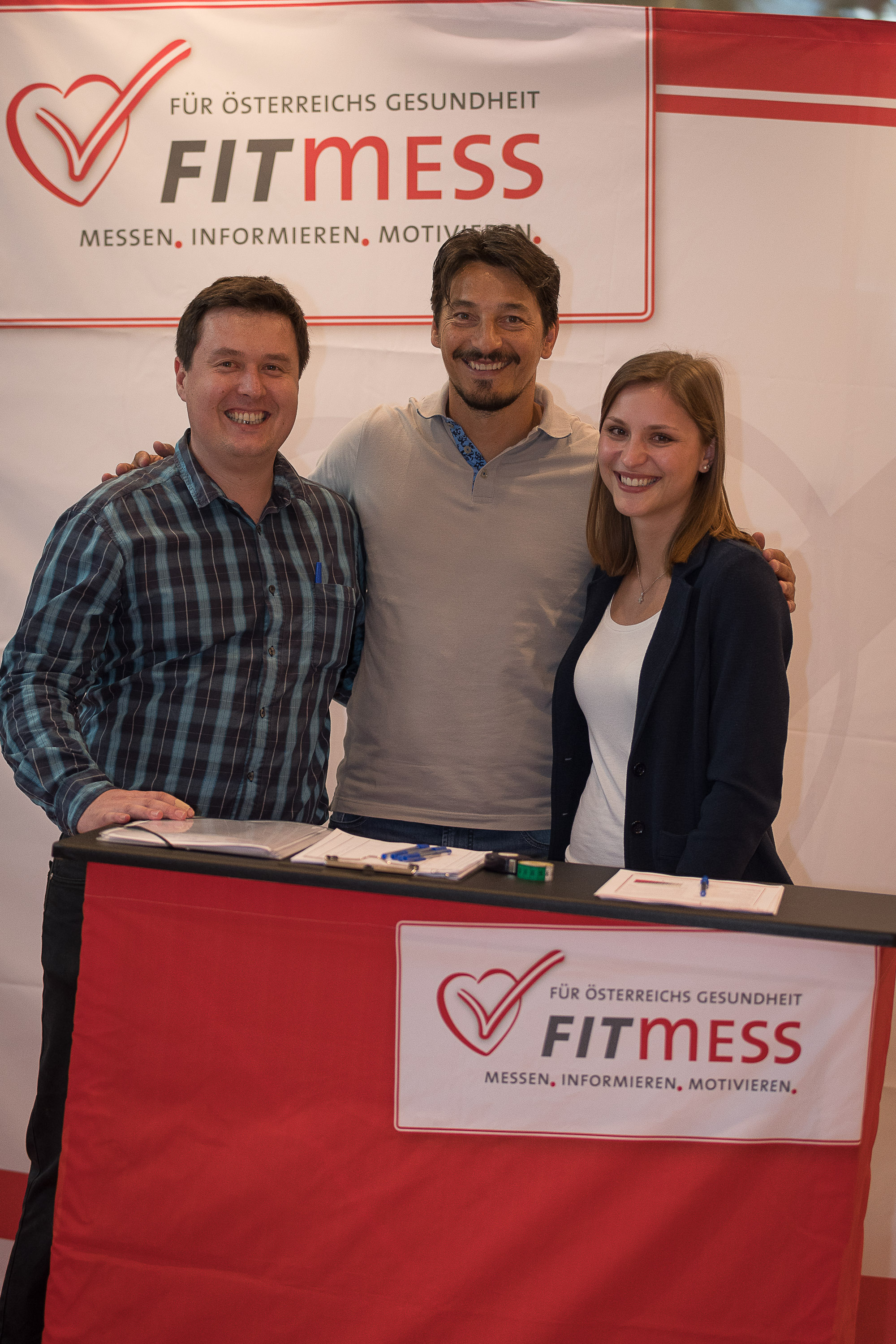 FITmess in Wels
