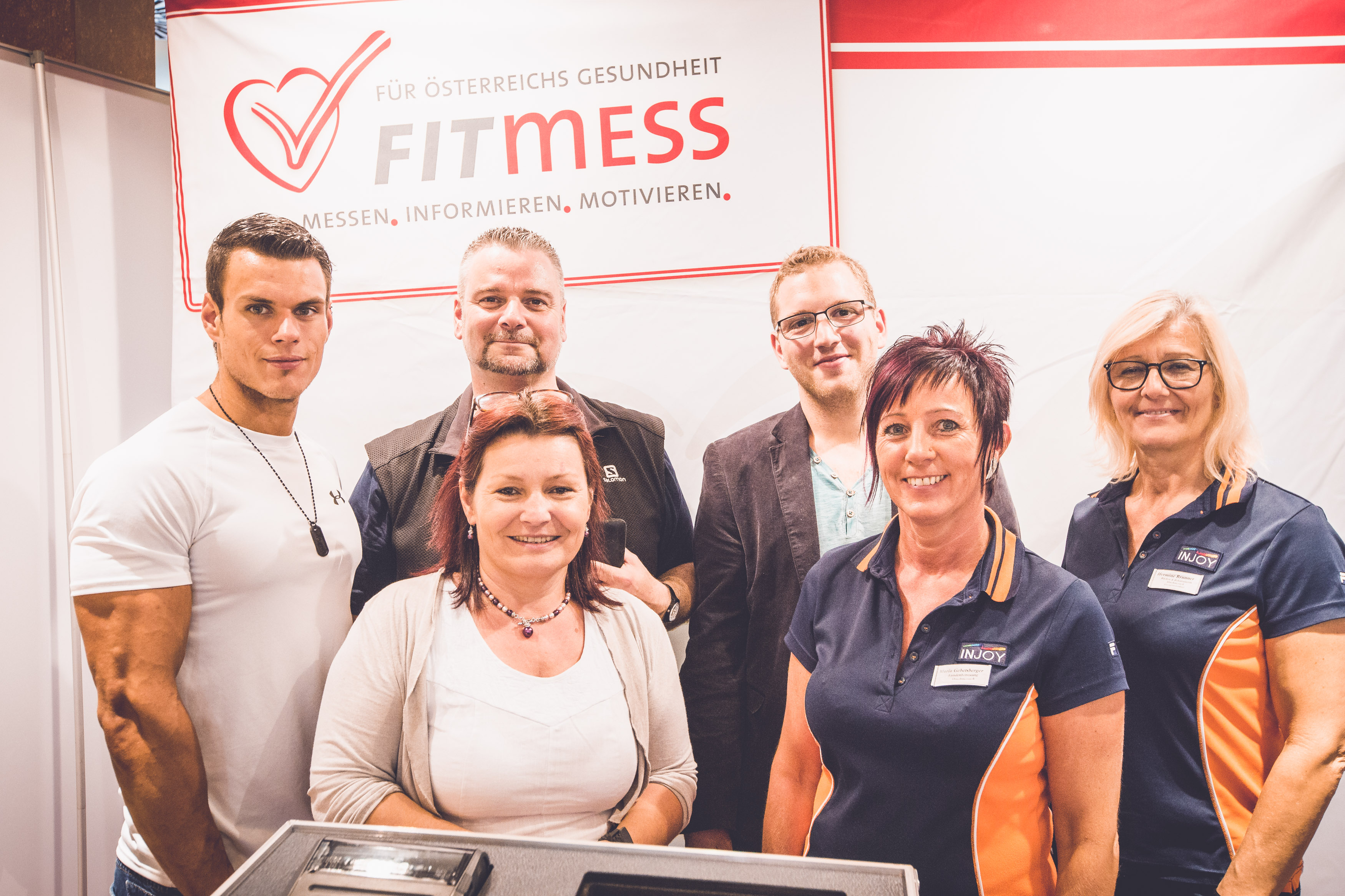 Die FITmess in City Center Amstetten